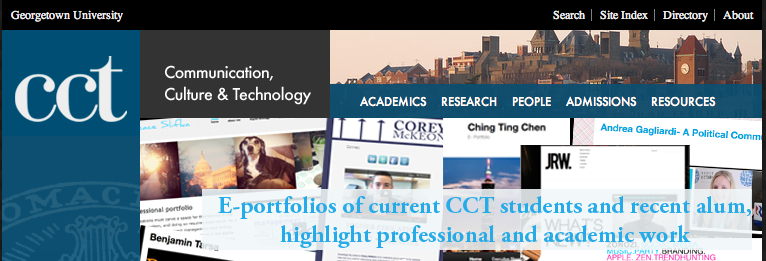 georgetown cct thesis Cct thesis presentation georgetown university date & time wednesday, apr 8, 2015 9:30 am - 10:30 am add to google calendar add to ical add to outlook.